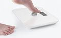 New Body Scale Battery-free