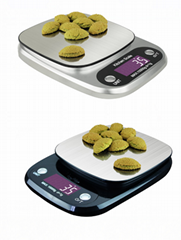 New electronic digital kitchen food weighing scale with 10kg and 3kg