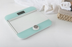 Battery-free Body Scale