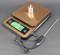 USB Electronic Coffee Scale with Timer