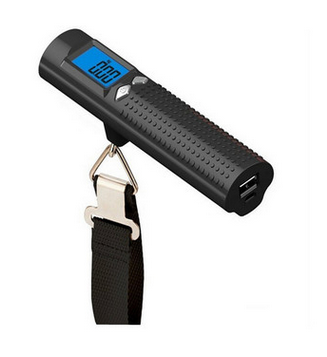 50kg Luggage scale with power bank and flashlight 1