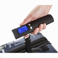 50kg Luggage scale with power bank and flashlight