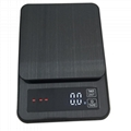 Kitchen Coffee Scale with Timer BST-K309