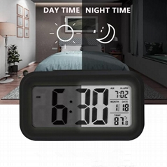 Popular LED Digital wake up light alarm