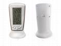 Electronic Smart music Alarm Clock Desktop backlight Snooze Digital Alarm Clock