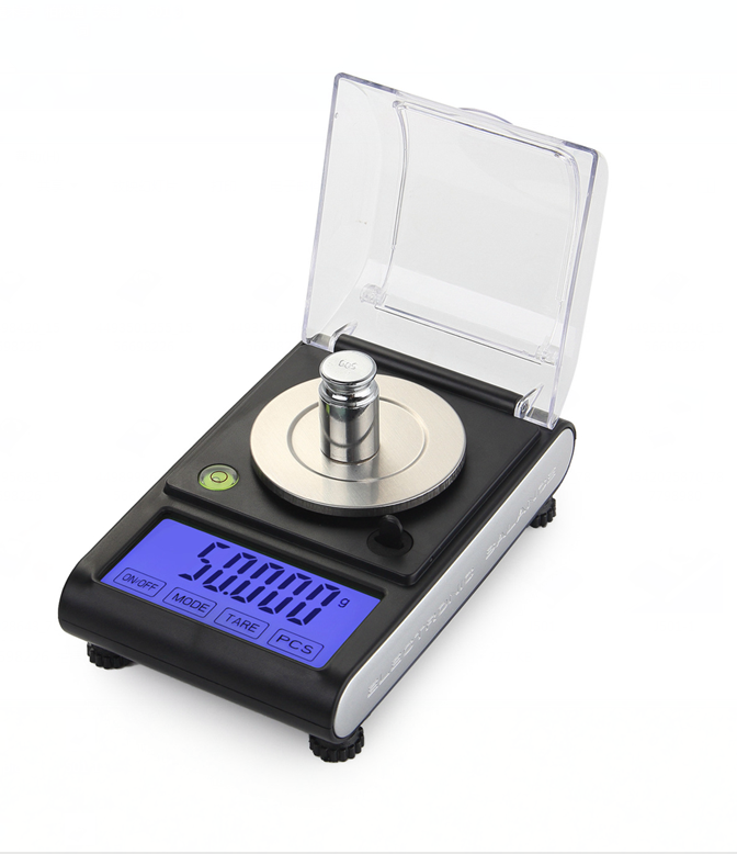 0.001G 50G pocket electronic jewelry scale 1