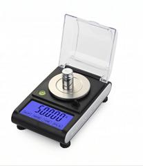 0.001G 50G pocket electronic jewelry