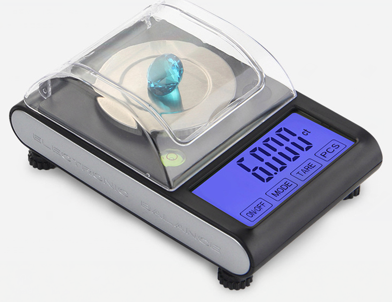 0.001G 50G pocket electronic jewelry scale 3