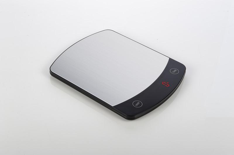 Ultra-thin New portable electronic Kitchen weighing scale with 10kg 1