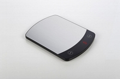 Ultra-thin New portable electronic Kitchen weighing scale with 10kg