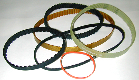 Rubber V Belt,Timing belt 1