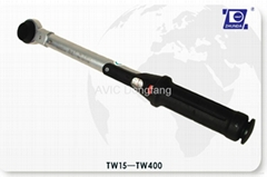 Preset mechanical Torque Wrench with