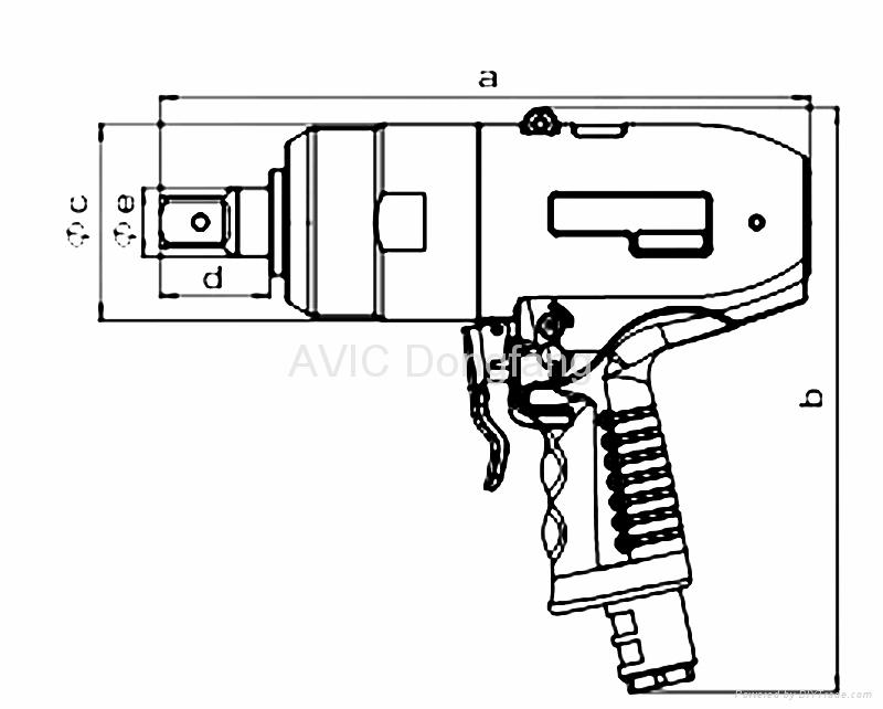 氣動油壓脈衝扳手 3