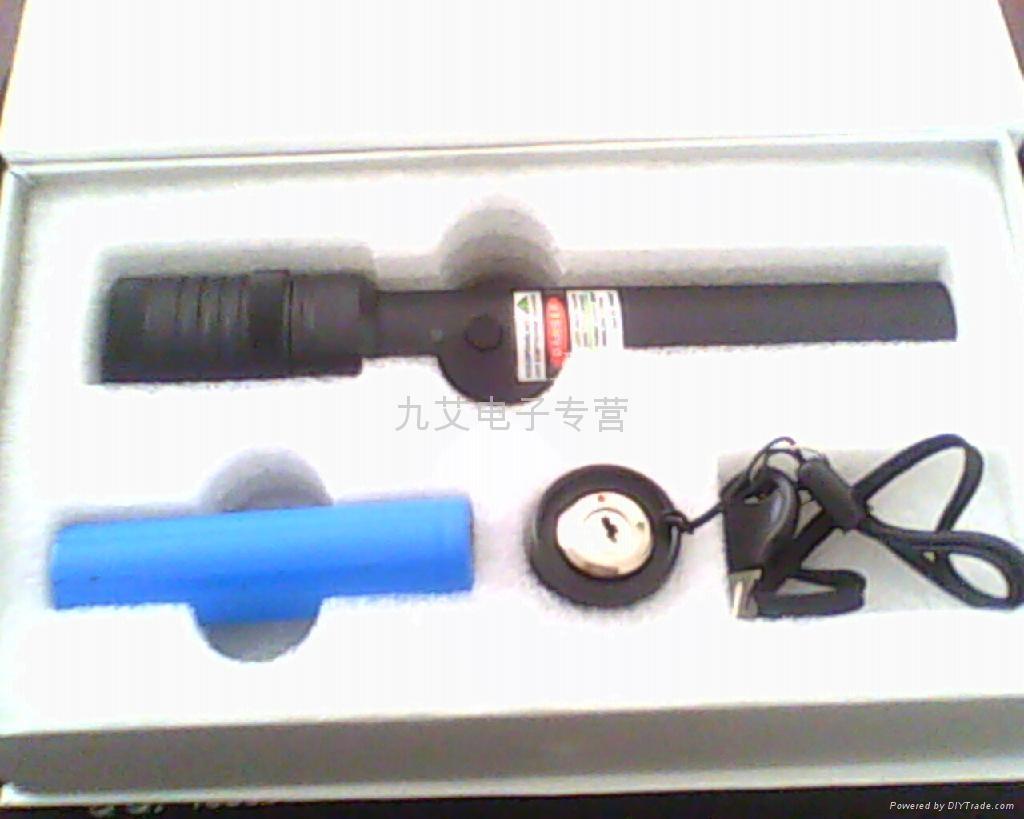 豪华绿光激光笔 1