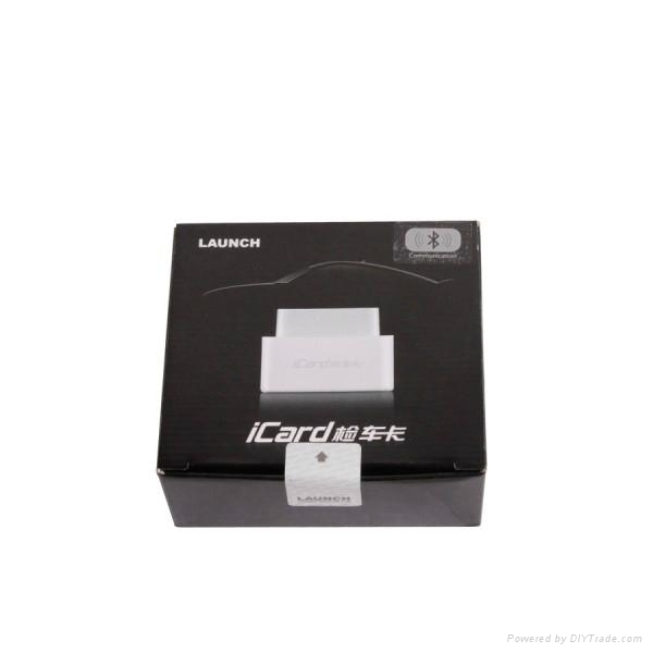 Launch X431 iCard Scan Tool with OBDII/EOBD Support Android  1