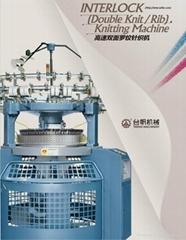 Rib Circular Knitting Machine