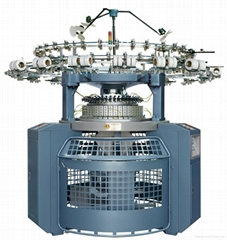 Body Size Rib Circular Knitting Machine