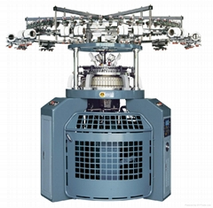 Body-size Single Jersey Circular Knitting Machine
