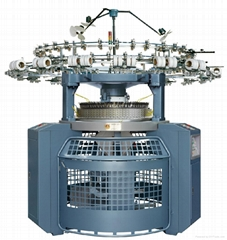 Rib Circular Knitting Machine
