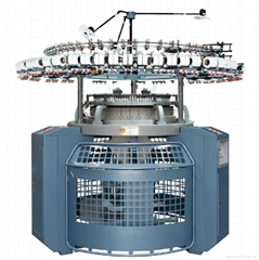 Top Selling in Turkey 3 Thread Fleece Knitting Machine