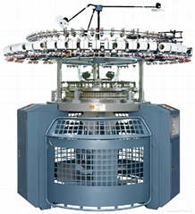 Shearing Circular Knitting Machine
