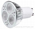 led 4.5w spotlight led gu10 led dimmable