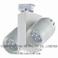 led 30w track light led track lamp led bulb