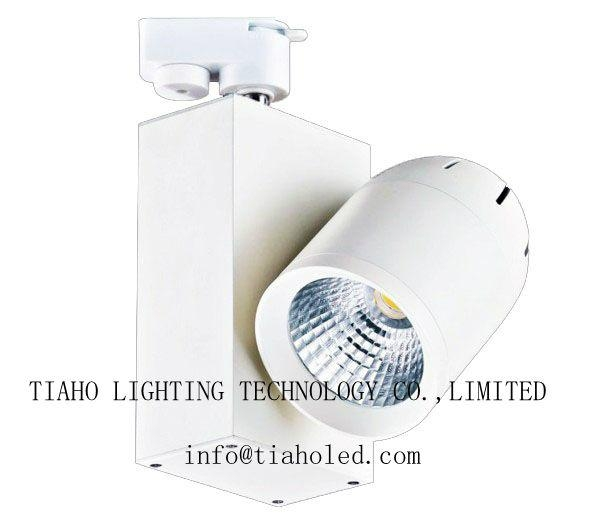 led 15w cob track light led track bulb 4 wires 1
