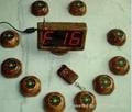 成都茶楼无线呼叫器 4