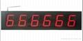 加迅无线服务呼叫器显示主机 1
