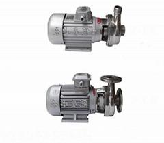 现货供应F直联半开式叶轮泵 220V小型不锈钢耐腐蚀离心泵厂家直销