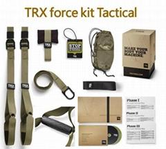 TRX force kit Tactical Suspension trainer