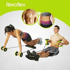 Revoflex Xtreme  AS SEEN ON TV New Design Fitness Abdominal Slim