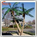 artificial washingtonia palm tree