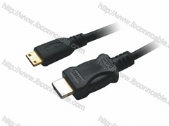 HDMI A/M TO C/M CABLE