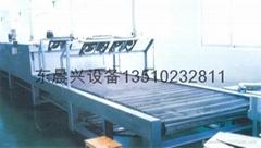 供应深圳宝安沙井隧道式不锈钢网带输送线