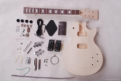 吉他半成成品