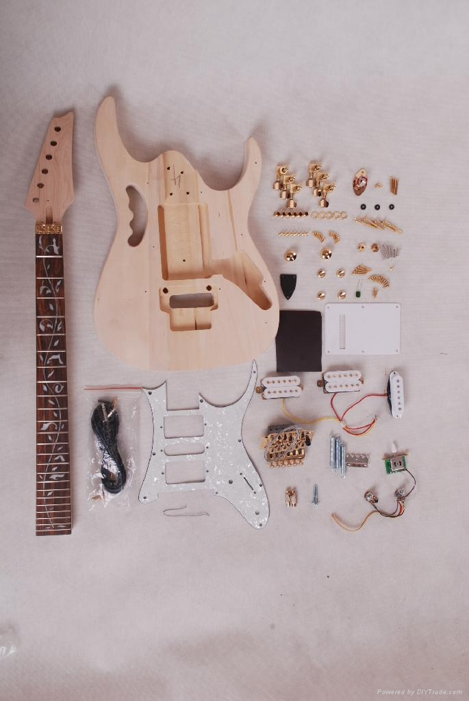 电吉他半成品套装 1