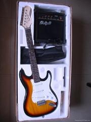 电吉他套装