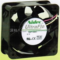 日本电产Nidec风机U60R12MUA7-5