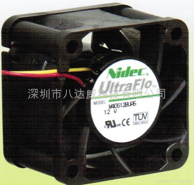 日本尼迪克Nidec散热风扇W40S12BMA5 1