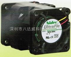 日本电产尼迪克Nidec风机