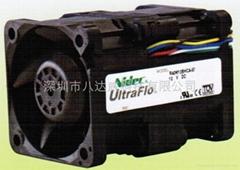 日本電產Nidec雙滾珠冷卻風扇