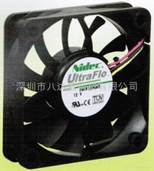 日本电产Nidec风机60*60*15mm