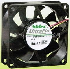 日本电产Nidec冷却风机