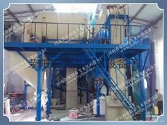 保溫砂漿生產設備
