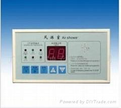 智能语音风淋室控制面板