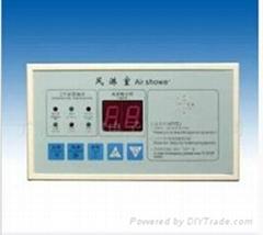 智能液晶顯示風淋室控制器
