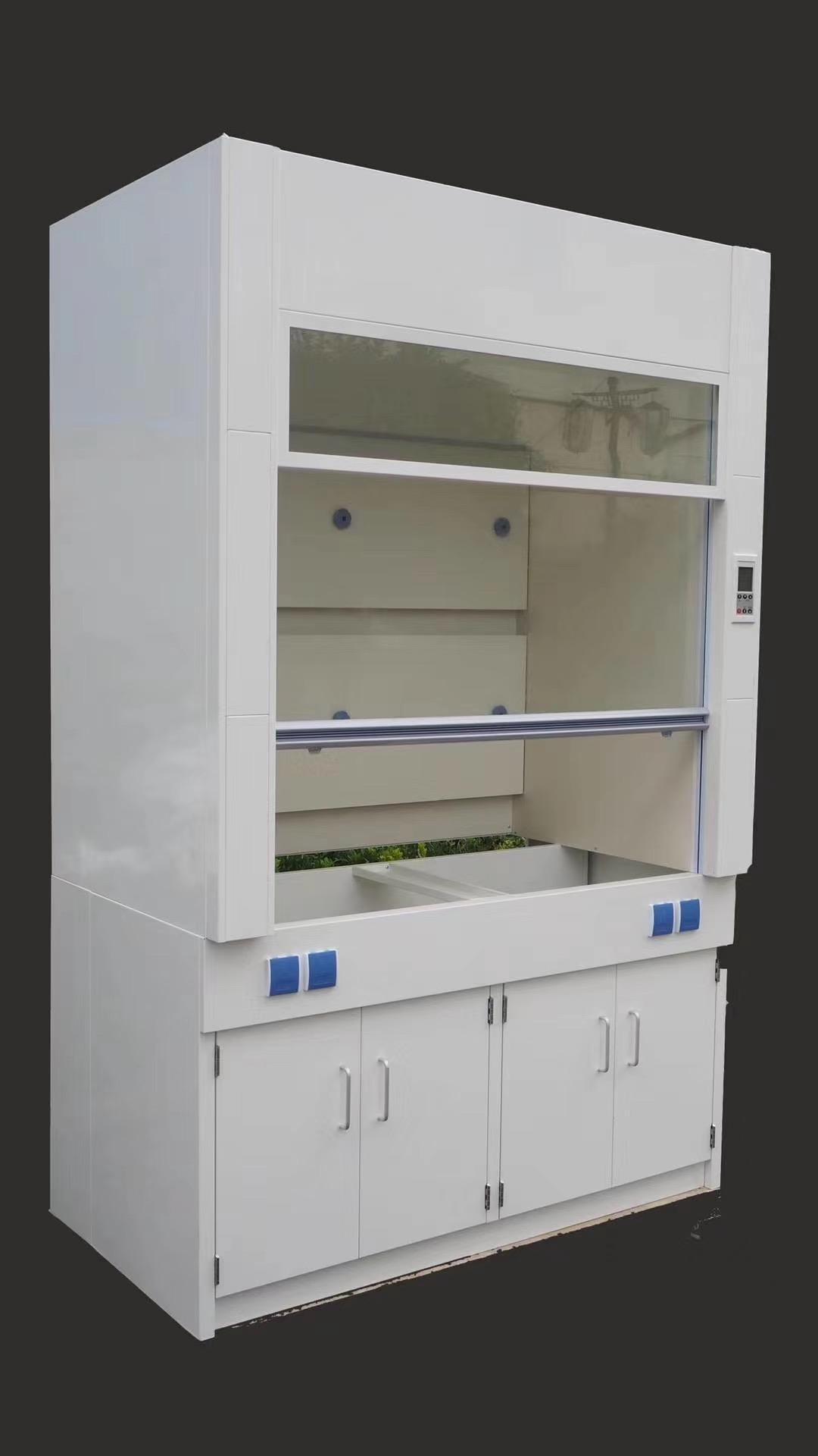 实验室理化配套全钢通风柜排毒柜定做 1