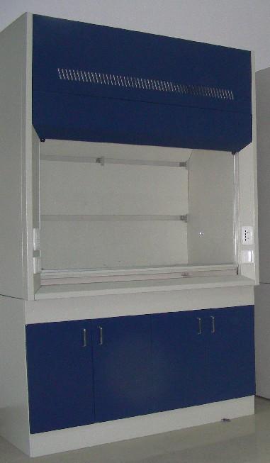 实验室理化配套全钢通风柜排毒柜定做 5